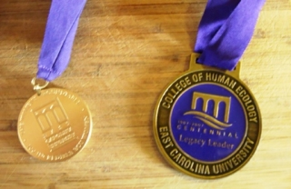 ECU Medals