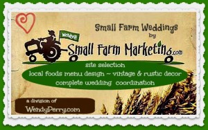 Small Farm Weddings