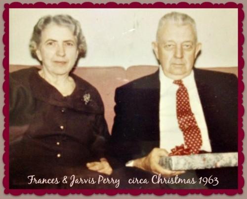 Ma & Daddy Pur...circa Christmas 1963