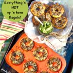 Everything's HOT up 'n here Bagels! Gluten & Carb FREE