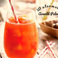 Watermelon Arnold Palmer