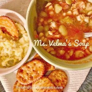 Miss Velma's Soup