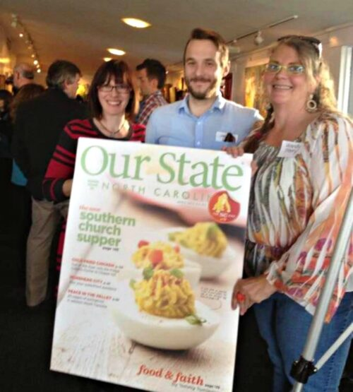 Our State Issue Celebration at Crook's Corner
